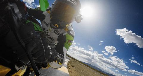 Helmet Front and Side Mount - Набор креплений на шлем | AHFSM-001 |