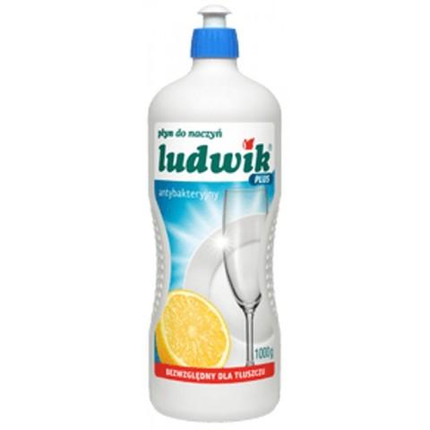 LUDWIK - Бальзам плюс антибактериальный 1000 мл