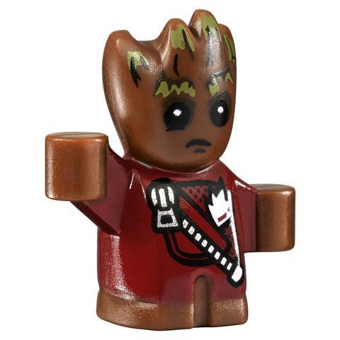 LEGO Super Heroes: Месть Аиши 76080 — Ayesha's Revenge — Лего Супергерои