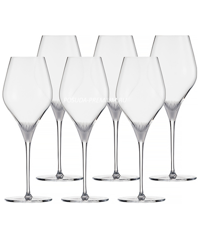 Набор бокалов для красного вина «Finesse Soleil», 437 мл