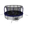 Батут Unix 12 ft SUPREME Game (Blue) - 3,66 м