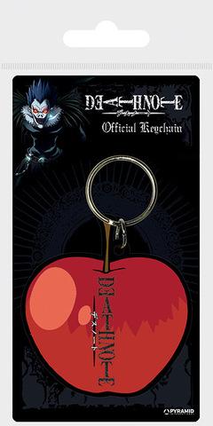 Брелок силиконовый Death Note (Яблоко)