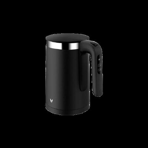 Купить умный чайник Xiaomi Viomi Smart Kettle Bluetooth (Черный)