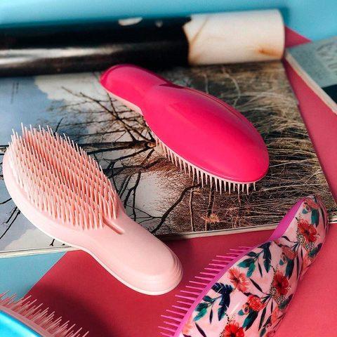 Массажная щётка для волос Exotic Flamingo Hair Brush Joko Blend (2)