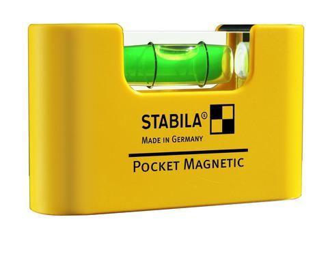 Уровень Stabila Pocket Magnetic (арт. 17774)