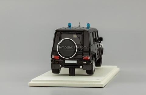 Mercedes-Benz G-Class XXL President Ambulance black DIP 1:43