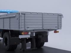 GAZ-3307 engine ZMZ-513 wooden board blue-gray Start Scale Models (SSM) 1:43
