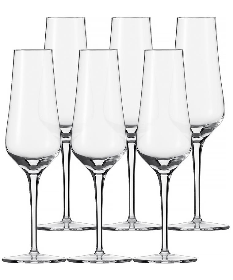 Набор фужеров для шампанского «Fine» 235 мл