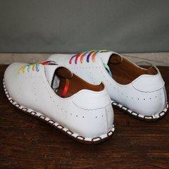Кроссовки туфли Evromoda 19604 White