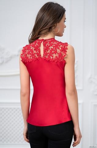 Блуза Топ женский Mia-Amore Milan Милан 8325 красный