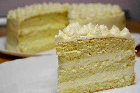 Слоеный торт Пломбир без глютена и сахара