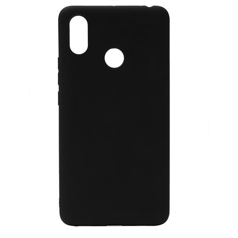 Силиконовый чехол для Xiaomi Mi Max 3 черный