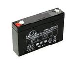 Аккумулятор LEOCH DJW6-7,2 ( 6V 7,2Ah / 6В 7,2Ач ) - фотография