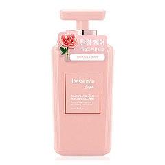 JMsolution Glow Luminous Porfume - Кондиционер для волос с экстрактом дамасской розы