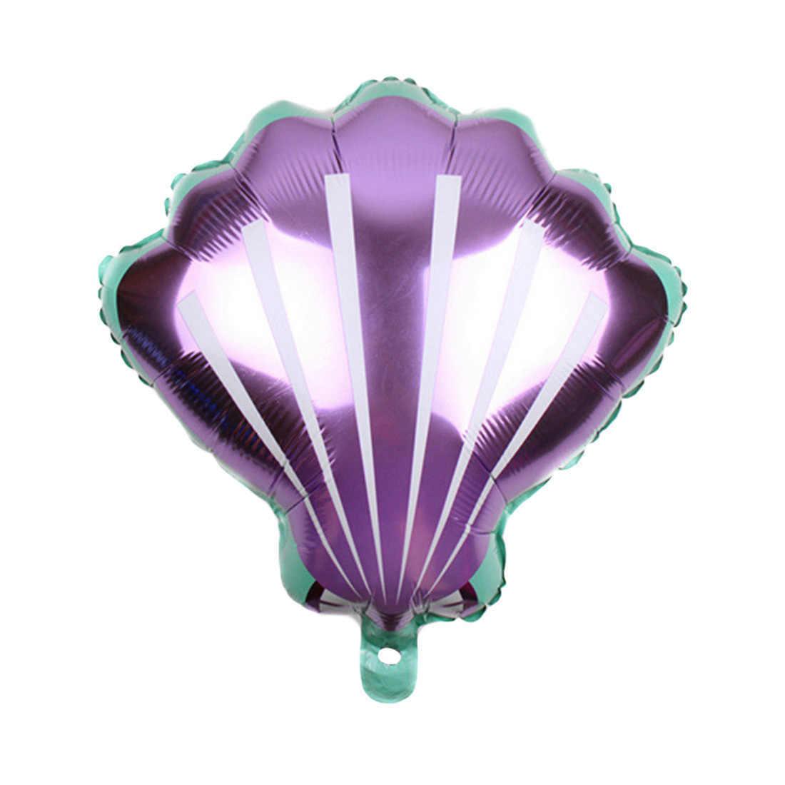 Фольгированный шар «Морская ракушка», 51 см