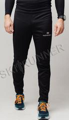 Лыжные разминочные брюки NordSki Base Black мужские