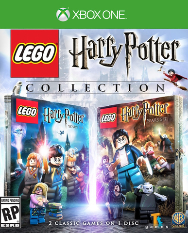 Xbox One LEGO Harry Potter: Collection (английская версия)