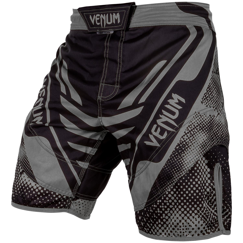 Шорты Шорты Venum Technical Fightshorts Black/Grey 1.jpg