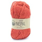 Пряжа Drops Nepal 2920 оранжевый