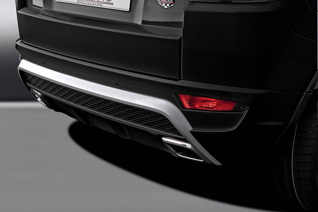 Обвес Caractere Exclusive на Range Rover Evoque