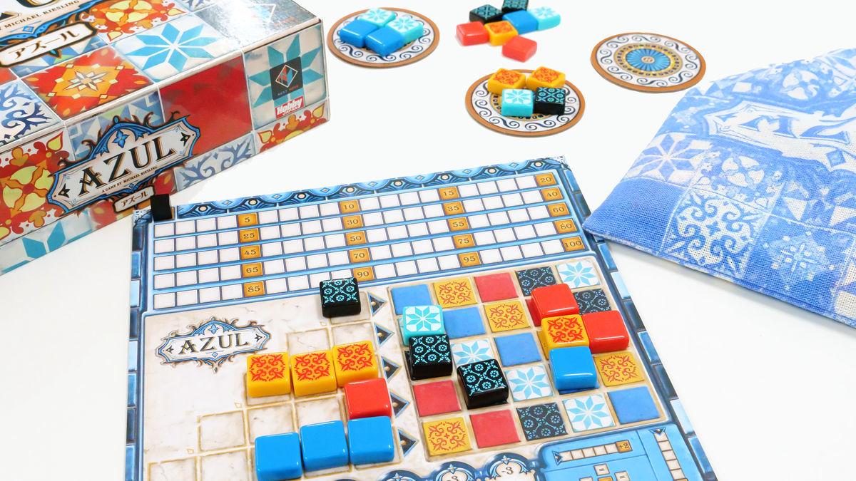 Настольная игра Азул (Azul)