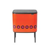 Мусорный бак Touch Bin Bo 11 л + 23 л, артикул 125720, производитель - Brabantia