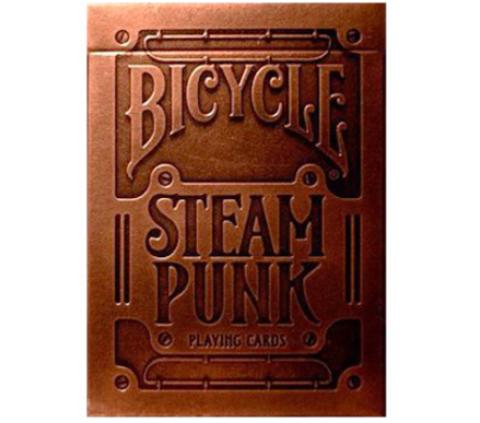 Карты Bicycle Steampunk Bronze (от theory 11)