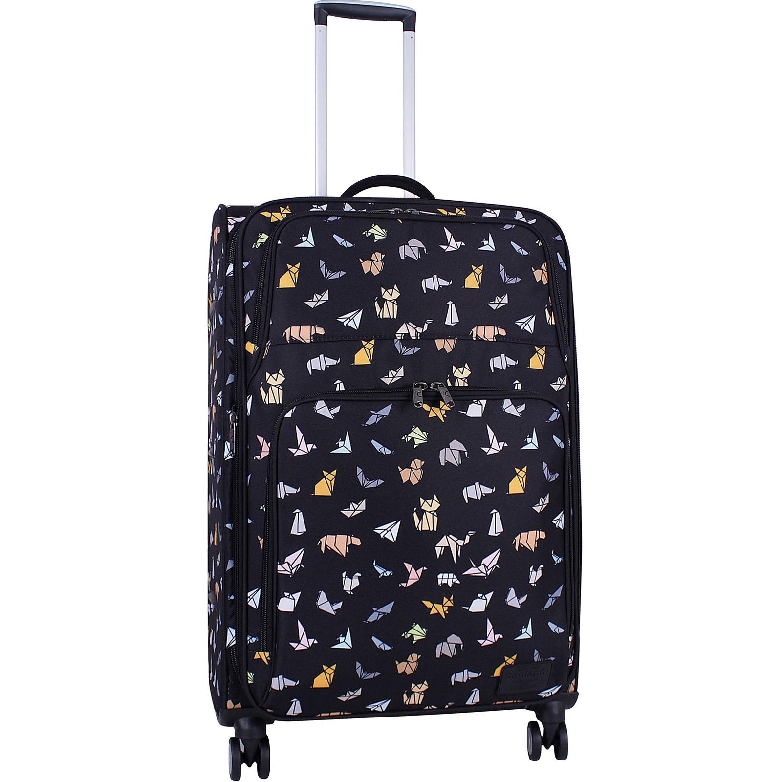 Дорожные чемоданы Чемодан Bagland Валенсия большой дизайн 83л. сублімація 752 (0037966274) IMG_8721_суб.752_.JPG