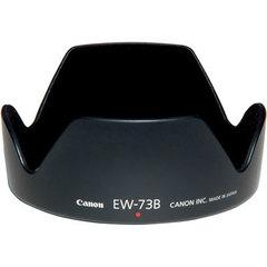Бленда No Brand Lens Hood LHC-EW73B для Canon EF-S 17-85mm f/4-5.6 IS USM, EF-S 18-135mm f/3.5-5.6 IS, EF-S 18-135mm f/3.5-5.6 IS STM