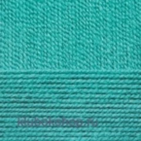 Пряжа Зимняя премьера (Пехорка) 581 Светлый изумруд - купить в интернет-магазине недорого klubokshop.ru