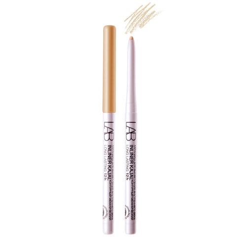 Белита Lab colour Карандаш для высветления внутреннего века Inliner Kajal контурный механический тон 09 (натуральный бежевый золотистый)