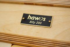 Мельница электрическая Hawos Billy 2 (Billy 200)