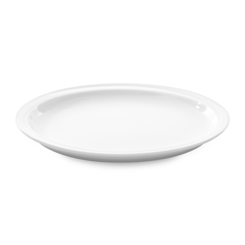 Тарелка овальная 9,5