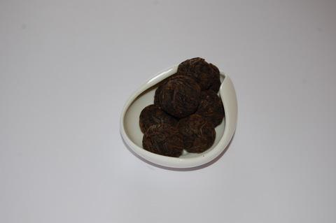 Шу Пуэр Юндэ 熟普龙珠 шарики 5-7 грамм, АА