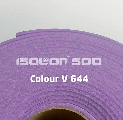 Сиреневый 2мм V644