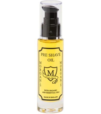 Масло Pre-Shave для бритья Morgan`s 250 мл