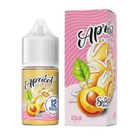 Sweet Shots Salt - Apricot Knodel 30 мл