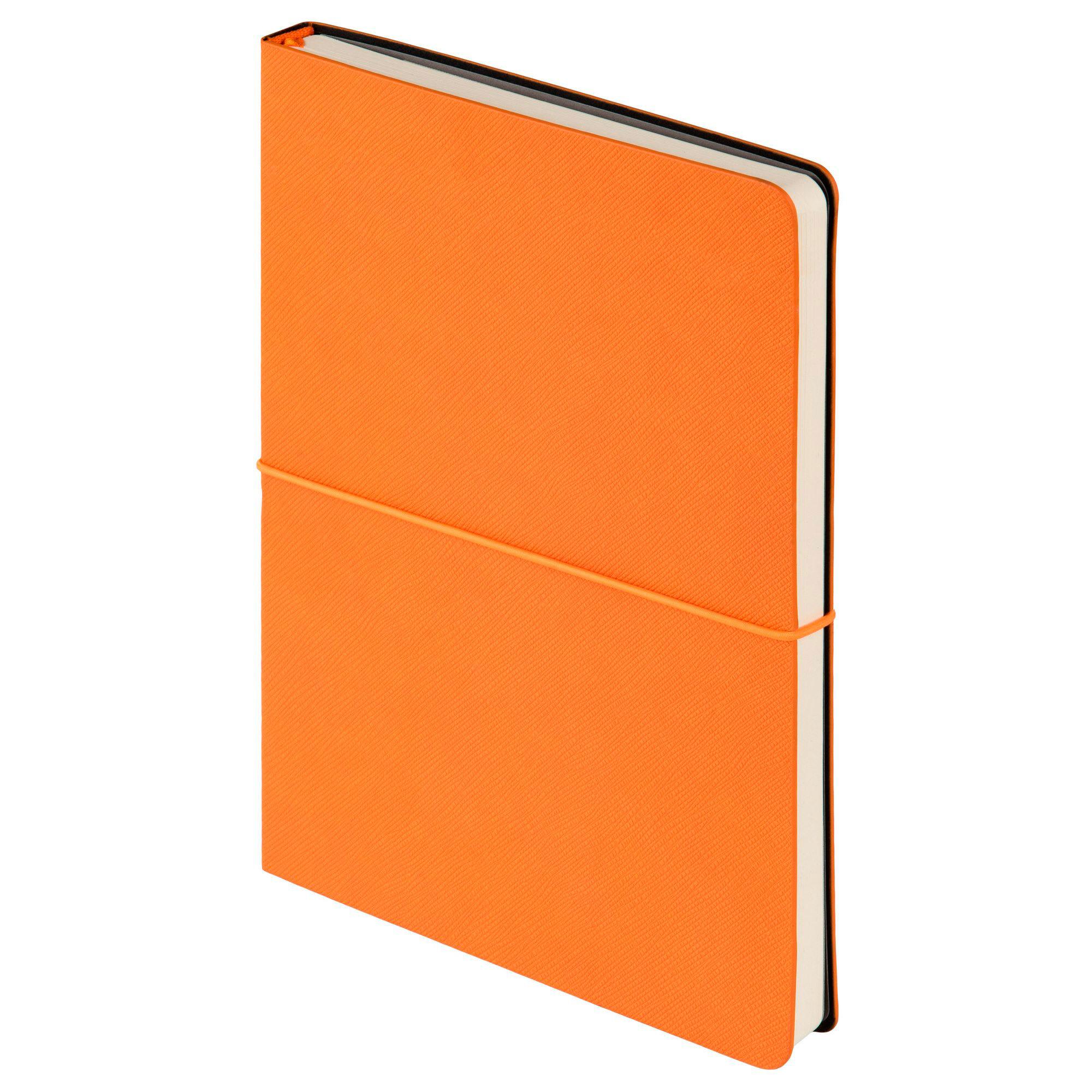 Ежедневник недатированный, Portobello Trend, Summer time, 145х210, 256стр, оранжевый