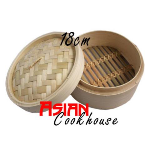 Китайская бамбуковая пароварка купить