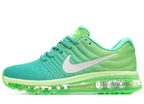 Кроссовки Женские Nike Air Max 2017 Double Green
