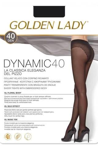 Колготки Dynamic 40 Golden Lady