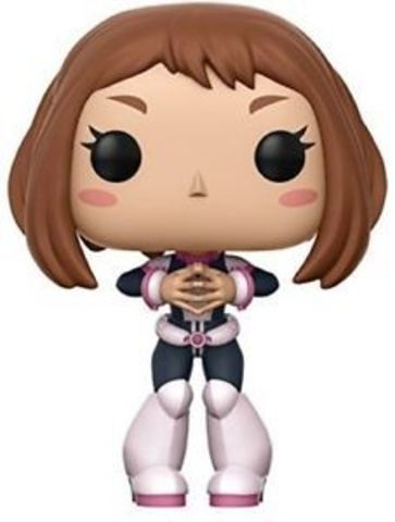 Pop Anime My Hero Academia Ochako Action Figure 2day Ship