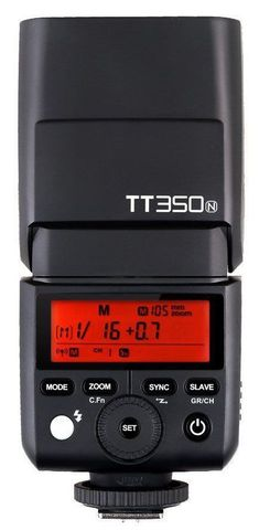 Grifon TT 350 TTL / HSS Nikon