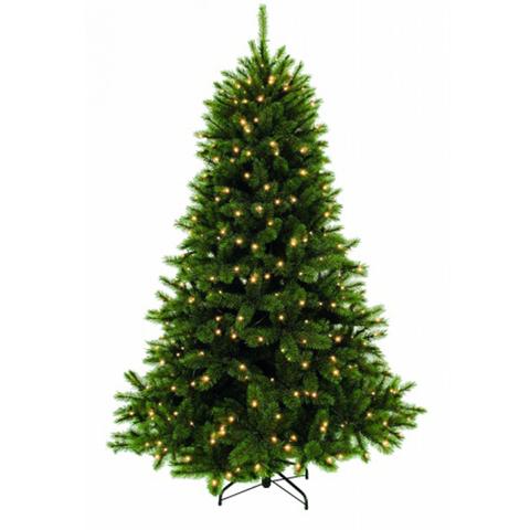 Искусственная Новогодняя Ёлка Лесная Красавица 185 см 224 Лампы (Triumph Tree)
