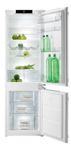 Встраиваемый двухкамерный холодильник Gorenje NRKI5181CW