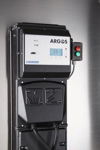 1600 литров   Блок управления танка охладителя молока Аргос