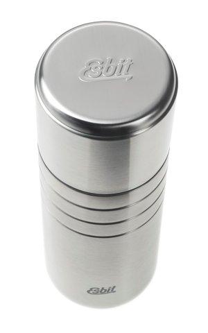 Термос Esbit Majoris VF1000TL-S (1 литр) с двойной крышкой, стальной