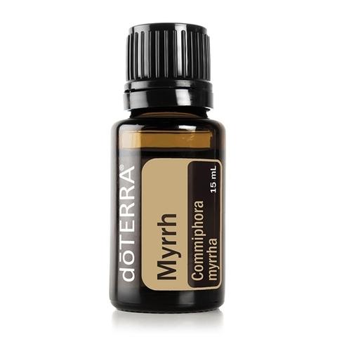 Мирра (Commiphora myrrha), эфирное масло, 15 мл / MYRRH ESSENTIAL OIL