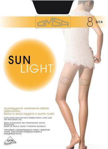 Колготки Sun Light 8 Omsa