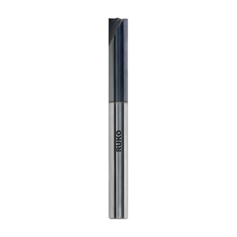 Сверло для точечной сварки 6,0х66/28мм DIN1897 h8 180° HM AlTiN Ruko 101107HM